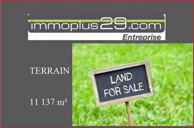 Terrain Quimper 11137 m²