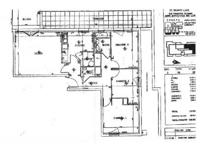 A louer T4 ste luce/loire 79.42 m²