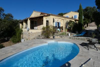 Exclusivité -villa a villes sur auzon - 6 pièces- piscine