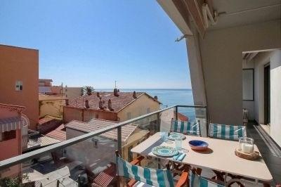 Sale apartment Menton 536000€ - Picture 1
