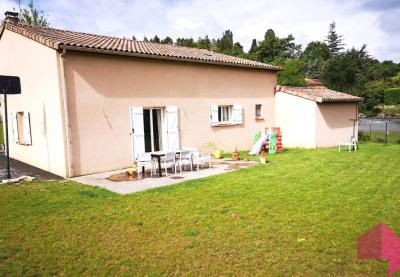 CARAMAN maison T5/6 140 m² terrain 1100 m²