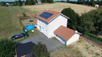 Maison de 150m² et 2700m² de terrain
