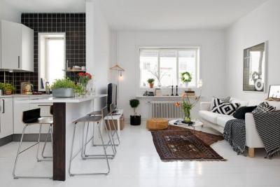 Studio de 24 m²