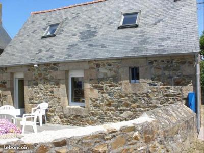 Maison de pecheur rénovée