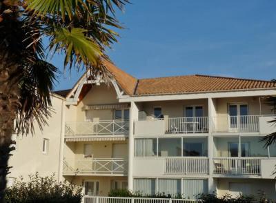 Appartement vaux sur mer - 3 pièce (s) - 38 m²