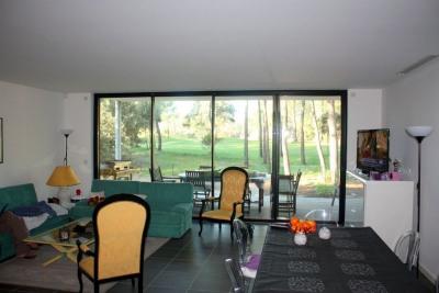 Appartement en rdc avec jardin sur le golf de la palmyre