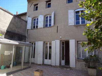Belle Maison de ville 190 m² avec cour de 72 m² + local 75 m²