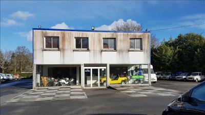 Local indust. / activités fouesnant - 341 m²