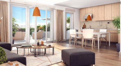 Vente appartement Pierre-Bénite (69310)