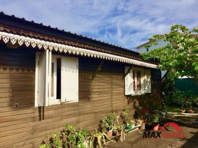 Maison creole st pierre - 4 pièce (s) - 91 m²