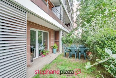 Appartement en rez-de-jardin T4 77,88 m² Décines