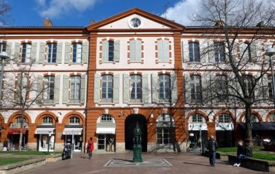 St georges - T3 meublé 72,50m²