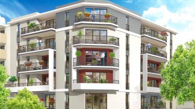 3 pièces balcon clichy