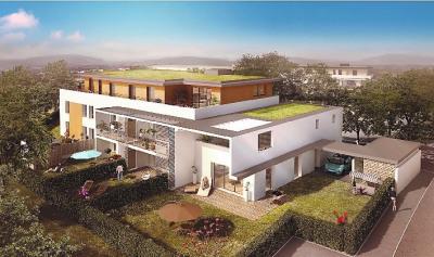 Programme neuf à Annecy le Vieux- Type 4 de 92.10 m² habitables