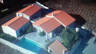 66190 - collioure villa haut standing avec piscine