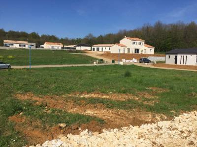 Terrain a bâtir liguge - 994 m²