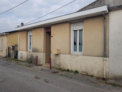Maison de Bourg Mitoyenne de type 2