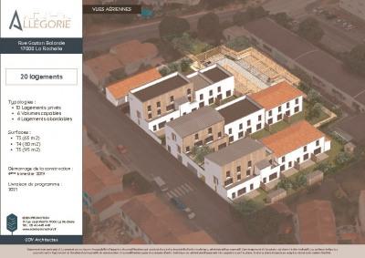 Maison La Rochelle 3 pièce (s) 64 m²