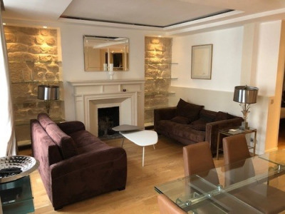 Rental Apartment Paris Mabillon - 76m2