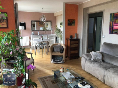 Appartement, 83,97 m² - Poitiers (86000)