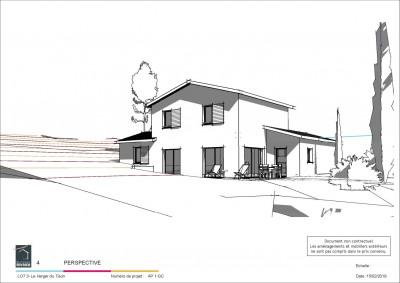"""Maison/villa """"TISON"""", 130 m² - Albigny-sur-Saône (69250)"""