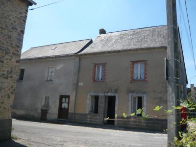 CHEMÉRÉ LE ROI Maison de bourg à rénover