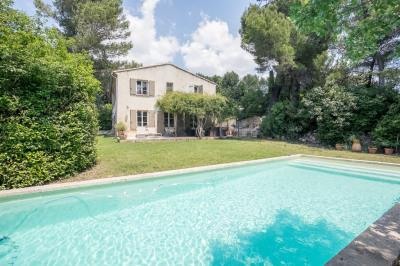 Bastide XVIII Aix en Provence - 8 pièce (s) - 230 m²