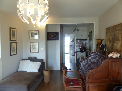 Appartement T4 au dernier étage traversant