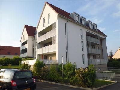 2 pièces marlenheim - 2 pièce (s) - 42 m²