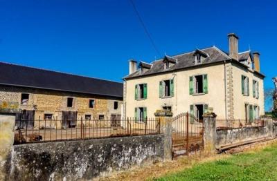 Maison Poursiugues Boucoue 6 pièce(s) 250 m2
