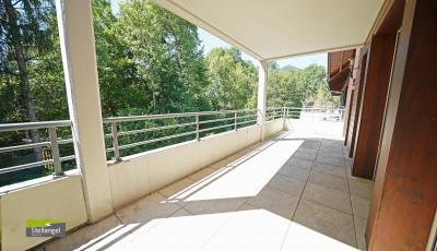 ANNECY RIVE EST - TALLOIRES - Agréble 3 pièces avec terrasse de