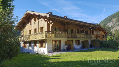 Les Houches – ground floor 2-bedroom apartment in a residence wi