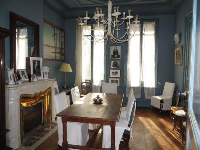 Maison bourgeoise 7 chambres avec jardin - Bdx Croix Blanche