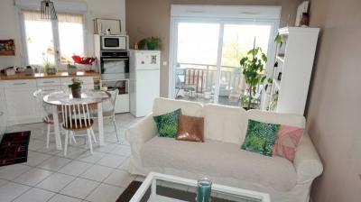 Appartement T2 vue Lac Léman