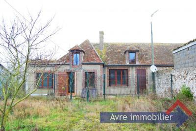 Maison Verneuil D'avre Et D'iton 2 pièce(s)