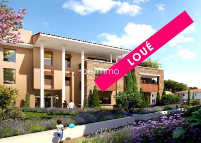 Appartement Salon De Provence 2 pièce (s) 41.80 m²