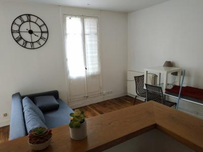 Studio meublé Passy La Muette