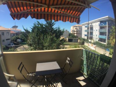 Appartement Palavas Les Flots 2 pièce(s) 39 m2