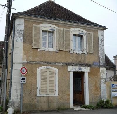Maison de village Ternay 5 pièce (s) 89 m²