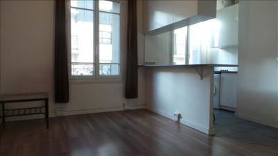 Appartement COURBEVOIE - 1 pièce(s) - 20.31 m2