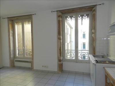 Appartement T1 lyon 07 - 1 pièce - 25.68 m²