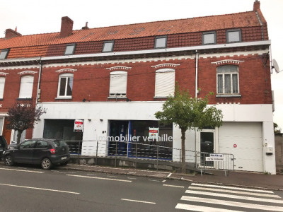 Local commercial Laventie 149 m2