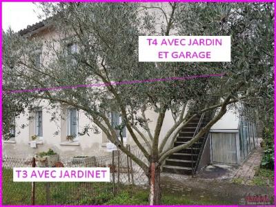 Maison avec 2 appartements – commodités - jardin
