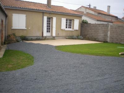 A LOUER: Maison Remouille 4 pièce (s) 85 m²