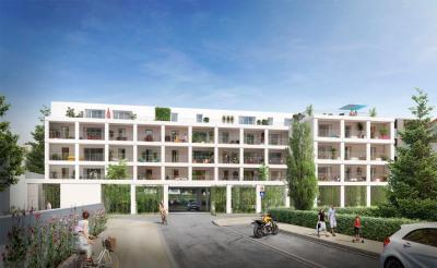 A vendre la rochelle appartement T2 avec balcon