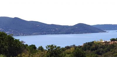 Terrain de 1592 m² Vue mer Cruciatta-Pietrosella