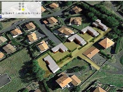 Terrain constructible le puy en velay - 450 m²