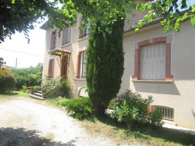 Centre ville, six chambres Saint Gaudens