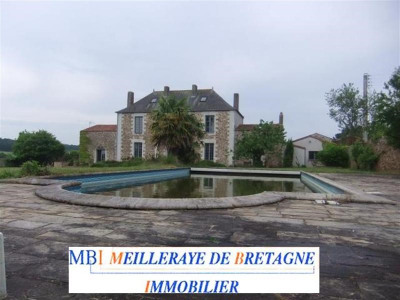 Vente de prestige château Nantes (44000)