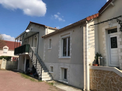 Appartement montesson - 2 pièce (s) - 35 m²